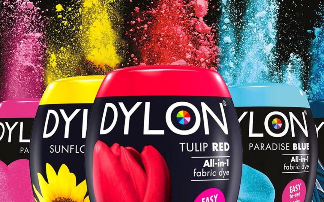 La teinture de la marque Dylon
